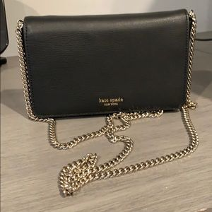 Kate spade spencer chain wallet bag